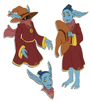 Orko Quickies by In-Tays-Head