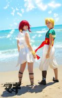 Cosplay - Magi: Labyrinth of magic by Sparkly-Monster