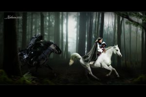 Arwen's Ride by Nothorn
