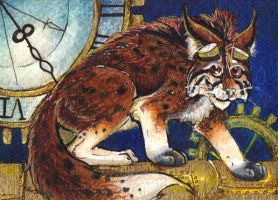 ACEO Kirsch by Amadoodles
