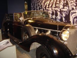 Hitler's Car 2 by Snayke180