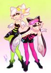 Splaton Sisters by alanscampos