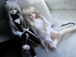 As angels 01 by MitsukoUchiha-BJD
