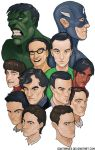 TV-Series Heroes by DonTranes