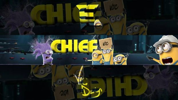 MI PERSONAL BANNER by chiefvicdesign