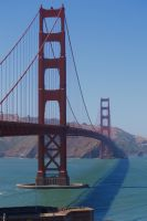 Golden Gate by cyric80