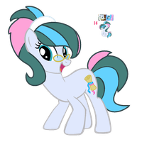 Curiositence - MLP OC Draw To Adopt Entry by SJArt117