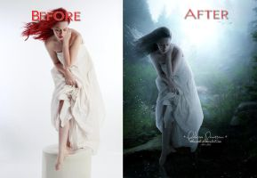 Before After 47 by FP-Digital-Art