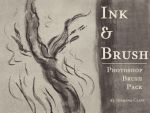 Brush Pack - Ink And Brush by rillani