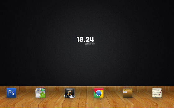 my homescreen 25 03 2012 PC by marcarnal