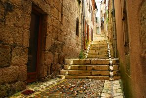 Small alleys #18. Dordogne by russiansphinx