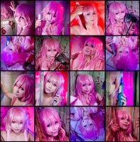 Yuno faces by Witchiko