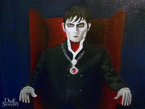 Barnabas Collins by Jeniffer21