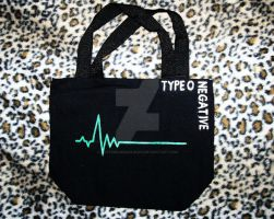 Type O Purse by GrotesqueDarling13