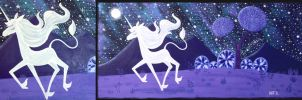 Final Last Unicorn by fuish