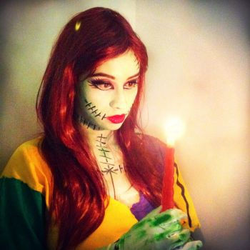 Sally - This is Halloween  by JuliePuddin