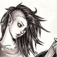 Marceline by dpdagger