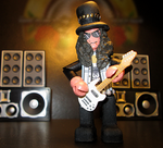 Slash Mini-figure. by APlaceForStuff