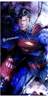 Superman by Spider-Man91