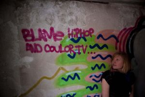 blame hiphop and color tv by DeadEndView