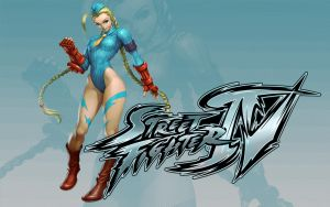 Cammy Street Fighter IV by Neal2k
