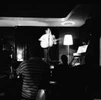 Hepta - Ilford - motion on stage by Picture-Bandit
