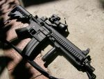Yet another VFC HK416 pic.. by Viper818