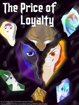 The Price of Loyalty - Journal #2 by M1SF0RTUNE