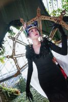 Final Fantasy VIII - Edea Kramer by Xeno-Photography