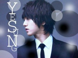 - Yesung - by Heedictated