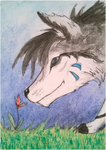 Aceo Fell by Snozna