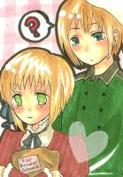 APH: Too Shy by milei