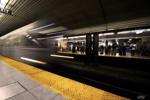Toronto Subway by pdechavez
