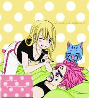 NaLu ! by xGiveYourHeartABreak