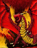 Red Dragon by Maelstromknight