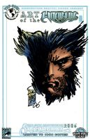 silvestri wolvie sketch colore by toddrayner