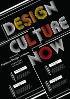 Design Culture Now Poster by anuhesut