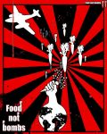 Food not Bombs:Swoboda by No-More-Ignorance