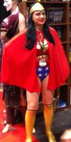 NYCC 2011 - Wonder Woman by BluePhoenix-Ra