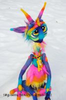 Rainbow Roo Gobin by Tanglewood-Thicket