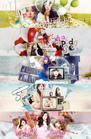 130727 -PACKCOVERS#3 - Happy Birthday Tiffany(1/8) by SeoLiliHyun