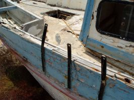 Shipwreck by StooStock