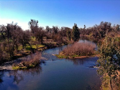 View from the bridge by christinalee13