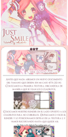 TUTORIAL, Just Smile by Milushake
