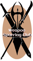 Weapon Sparring Club ~ Coat of Arms by V-Oblivion