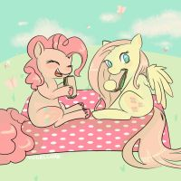 Picnic At The Park by Vogelchan