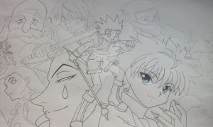 Wip.. HXH by Ronstadt