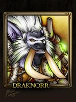 Draknorr by Noxychu