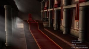Throne Room by marq4porsche