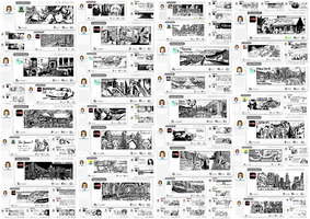 Part of My Miiverse Doodles (Until 04.12.13) by chunzprocessor